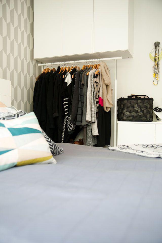 My clothes storage