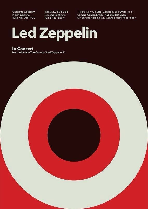 Best 25 Led Zeppelin Concert Ideas On Pinterest Led