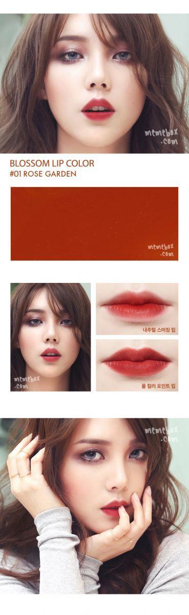 Son môi Pony Blossom Lipstick