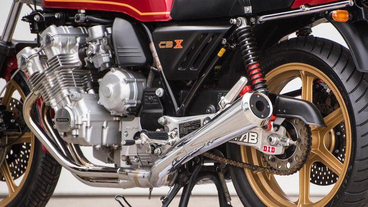 1979 Honda CBX - 7