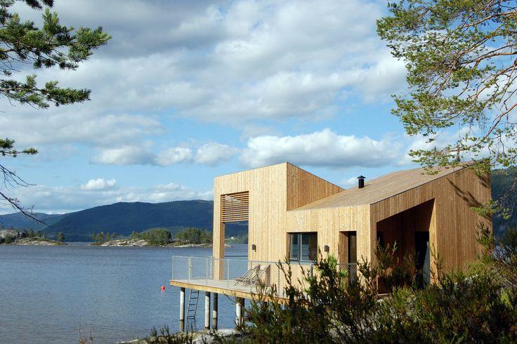 Nisser Micro Cabin,© Smarte Hytter AS