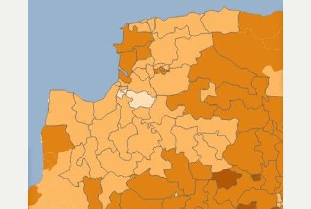 People in North Devon at higher risk of developing skin cancer, according to new health map - http://www.freshcancernews.com/people-in-north-devon-at-higher-risk-of-developing-skin-cancer-according-to-new-health-map/