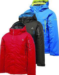 Dare2b Boysterous Waterproof Padded Ski Jacket 3 - 15 yrs School Coat Boys