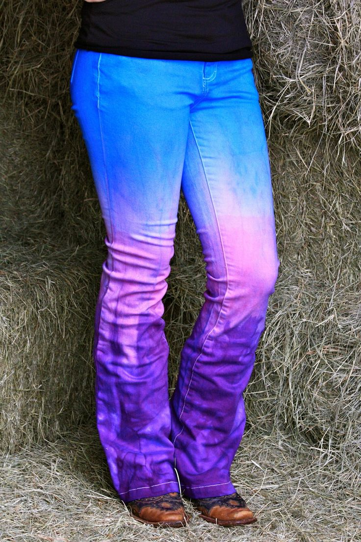 Cotton candy adult jeans ranch dress 39 n cowgirls for Ranch dress n rodeo shirts