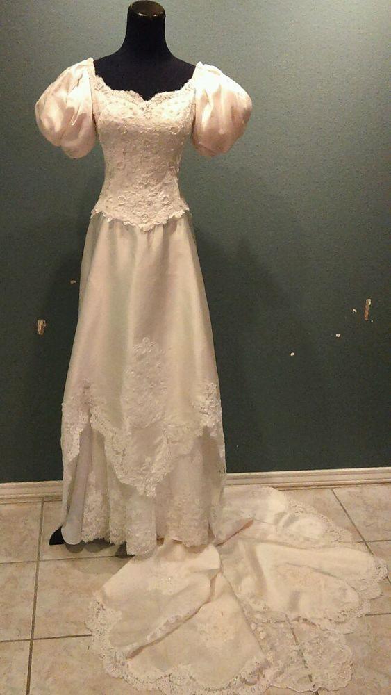 168 best images about 1980s vintage bridal on pinterest for Wedding dress shops in sacramento