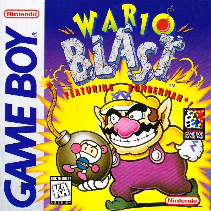 Check out the new review of Wario Blast: Featuring Bomberman! for the Game Boy!