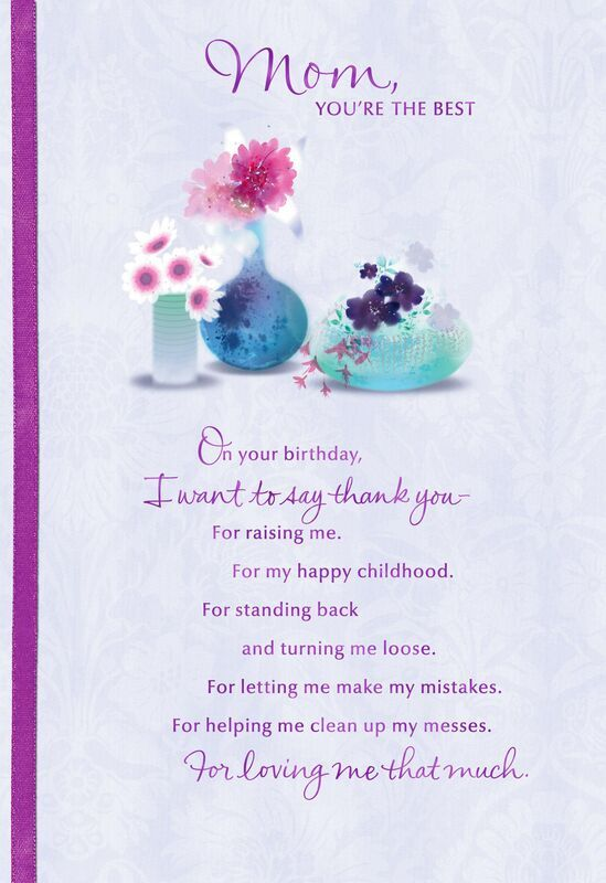 Pin By Debbie Dunmore On Happy Birthday Birthday Cards For Mother Birthday Cards For Mom Cool Birthday Cards