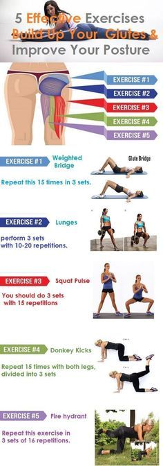 THE BEST SUPPLEMENT TO ENHANCE PERFORMANCE! Build Up Your Glutes, Lose Weight and Improve Posture With These 5 Exercises