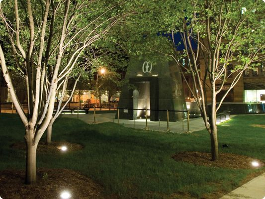 The African Burial Ground Is Widely Considered To Be One Of America S Most Significant Archaeological Finds Landscape Lighting Designarchaeological