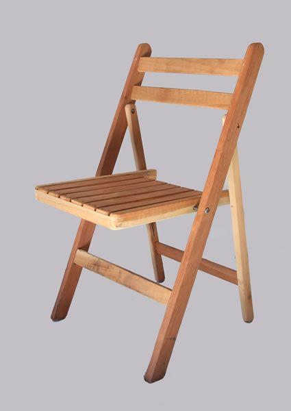 17 bedste idéer til sillas de madera plegables på pinterest ...