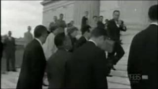 Brown v. Board of Education U.S. Supreme Court case in PBS' The Supreme Court, via YouTube.