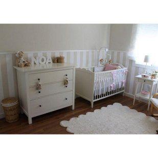 pretty baby bedroom!