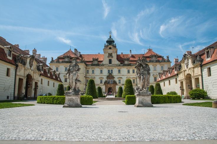 Valtice Castle, Czech Republic
