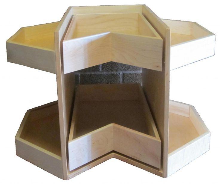 Kitchen Corner Storage Solutions  Organization  Kitchen