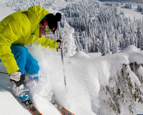 Winter adventure guide: ski bums, snowshoe racing, and snowboarding