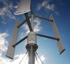 Are wind turbines suitable for residential use?
