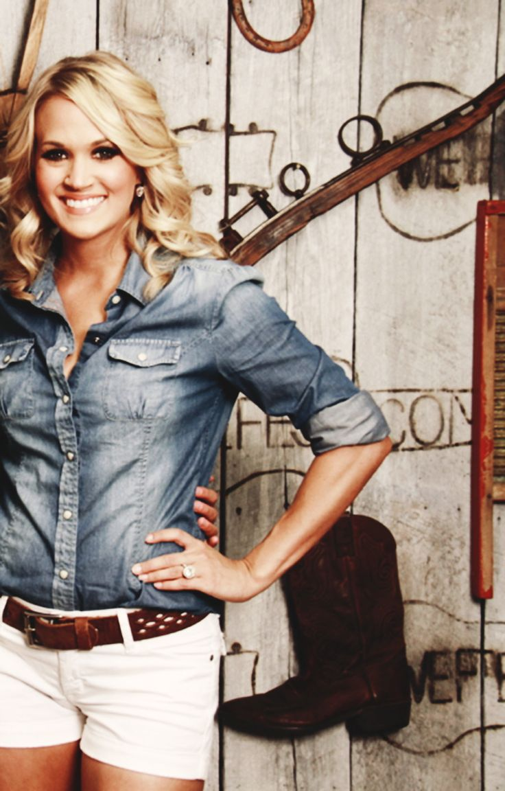 Carrie Underwood is fabulous she's the ace to my penny  way ticket