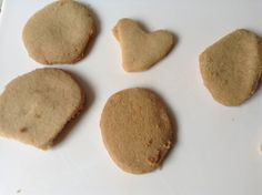 Zandkoekjes recept | Smulweb.nl
