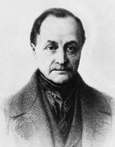 Auguste Comte (1798–1857) was a French philosopher, was a founder of the discipline of sociology and of the doctrine of positivism. Sometimes regarded as the first philosopher of science. Strongly influenced by the utopian socialist Henri Saint-Simon, Comte developed the positive philosophy in an attempt to remedy the social malaise of the French Revolution, calling for a new social doctrine based on the sciences. Was a major influence on 19th-century thought.