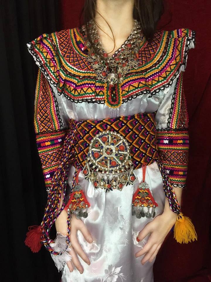 552 best images about robe kabyle on pinterest haute. Black Bedroom Furniture Sets. Home Design Ideas