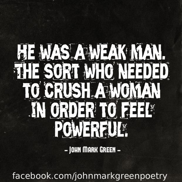 Two men come to mind.and im double crushed
