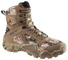 Irish Setter® VaprTrek® 8'' Waterproof Insulated Hunting Boot for Men - Brown/Realtree Xtra®   Bass Pro Shops