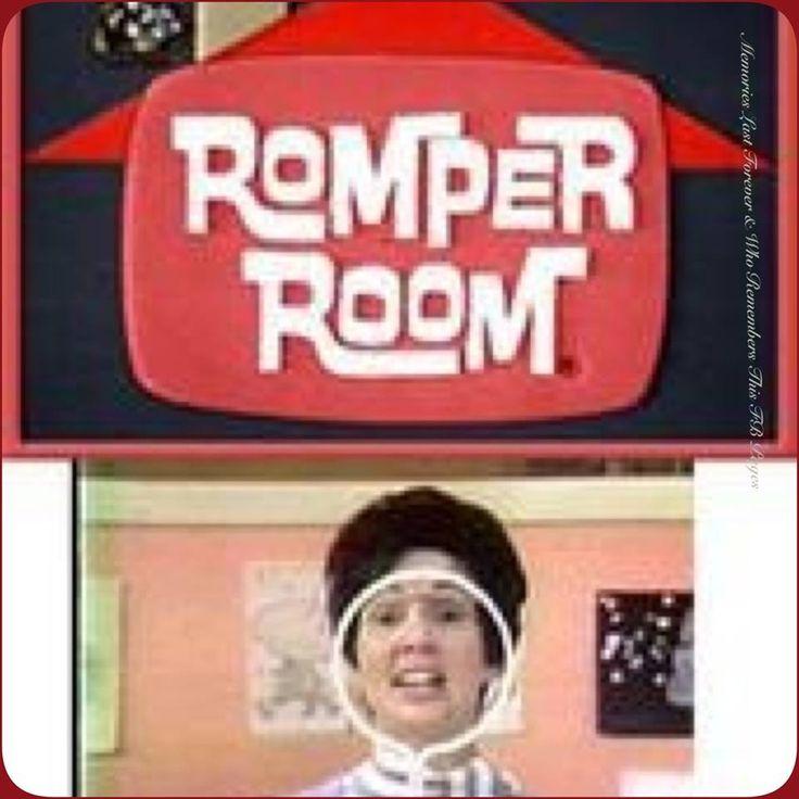Super Groovy Romper Room Tv Shows Retro Pinterest