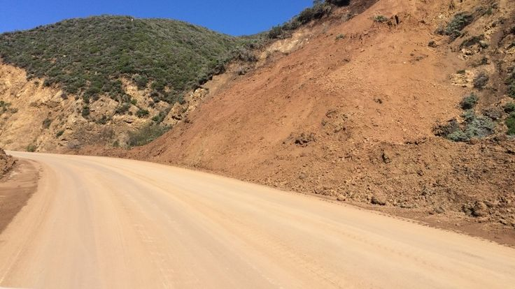 Highway 1 closure keeping Big Sur businesses from reopening