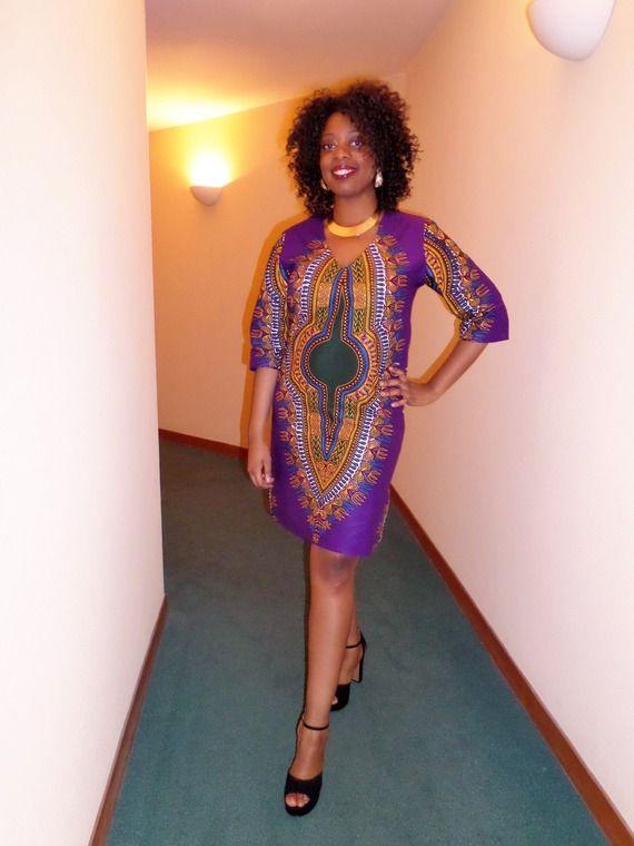 1000 images propos de couture robes sur for Couture de kita pagne