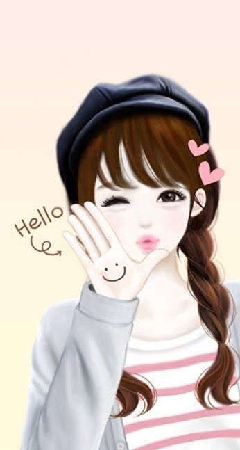 Hi......Thank you for following me~