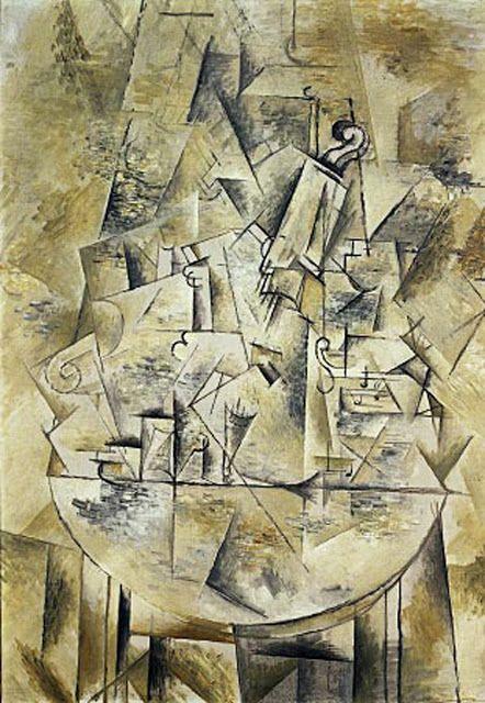 george braque cubismo - Buscar con Google