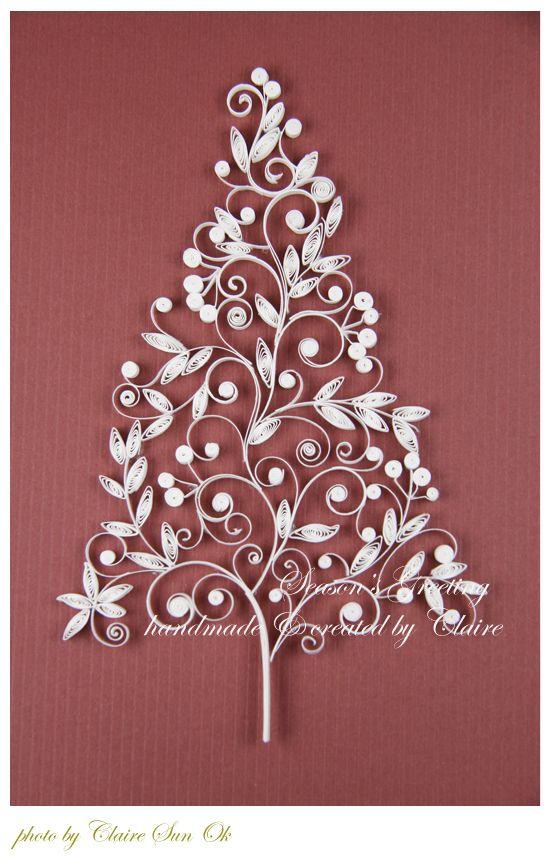 Pick And Cut Christmas Tree