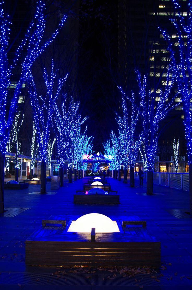 Illumination at Saitama, Japan