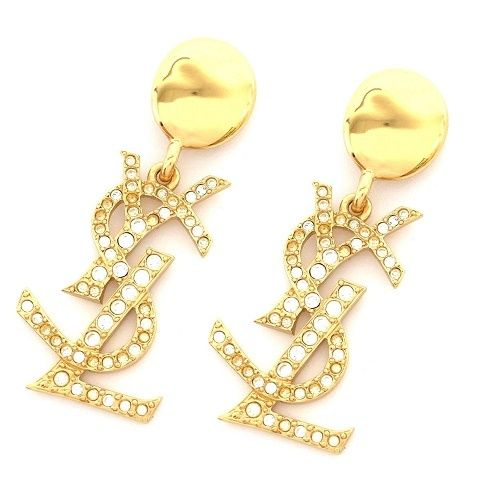 ysl sex and city earring