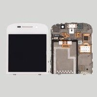 Buy #BlackBerry Q10 Full Front Assembly White. #icellspareparts