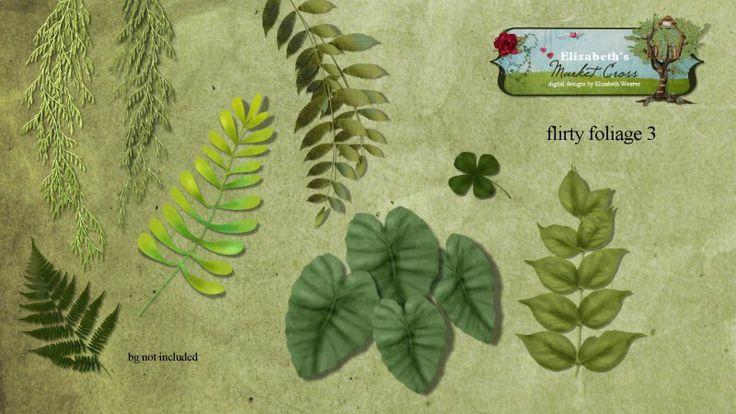 Flirty Foliage 3