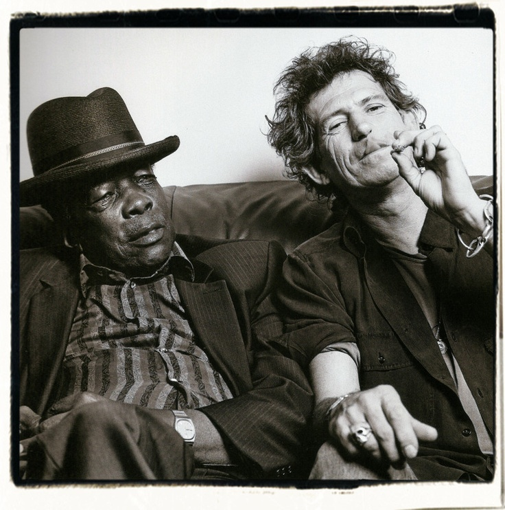 John Lee Hooker / Keith Richards