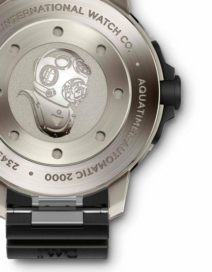 IWC Aquatimer Watches For 2014: Charles Darwin, Galapagos Islands, Bronze, The Deep Three, And A Perpetual Calendar