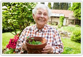 The Alzheimer's Association has many ideas to keep a person with dementia engaged and active even as the disease progresses.