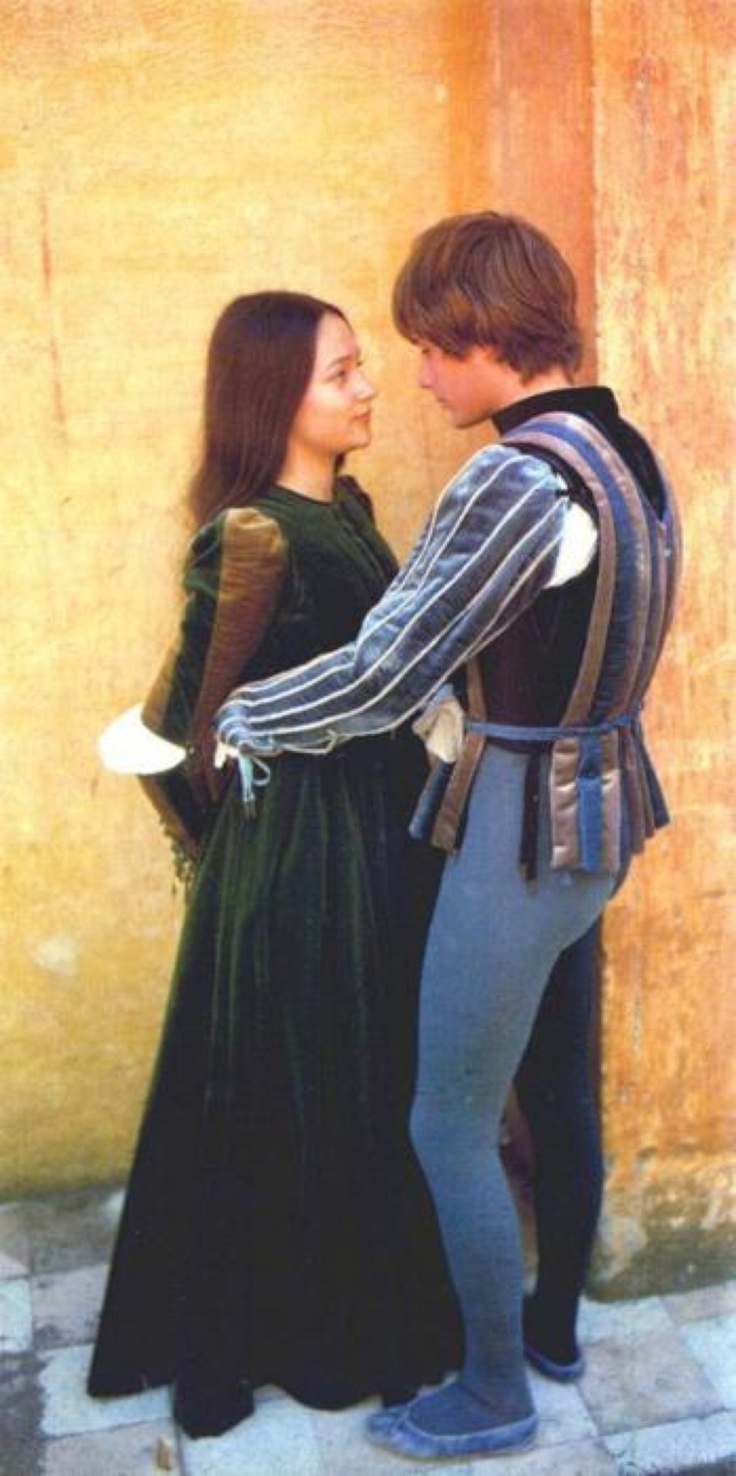 Romeo and Juliet (1968)  He looks JUST like Zac Efron!!