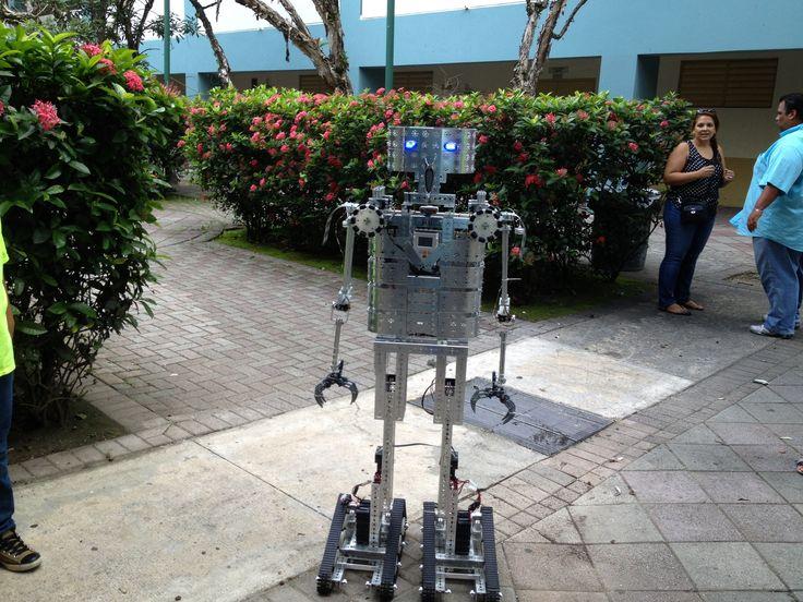 TETRIX Humanoid Robot