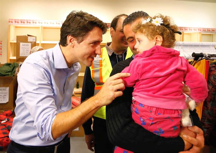 """Share or Comment on: """"CANADA: Trudeau Refugee Program Worries US Senators"""" - http://www.politicoscope.com/wp-content/uploads/2015/12/Canada-Headline-News-Now-Syrian-refugees-are-greeted-by-Canadas-Prime-Minister-Justin-Trudeau-L-on-their-arrival.jpg - """"Will there be shortcuts taken?"""" asked committee chair Ron Johnson.  on Politicoscope: Politics - http://www.politicoscope.com/canada-trudeau-refugee-program-worries-us-senators/."""