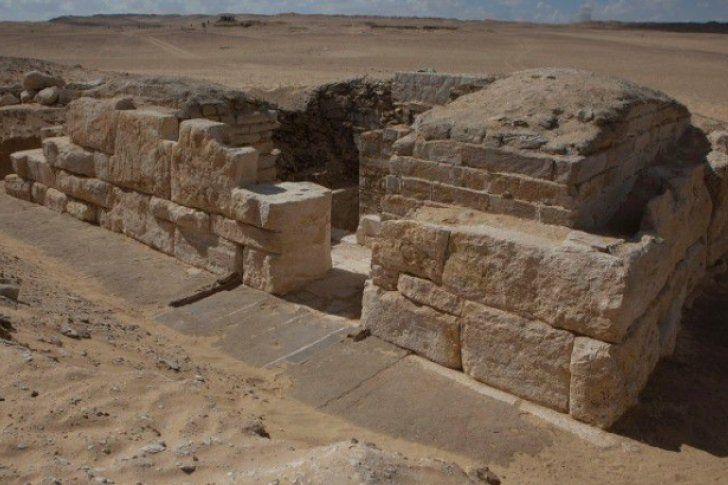 #Descubre ¿Esta tumba egipcia guarda una predicción del Juicio Final?