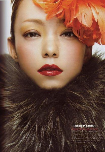 Namie Amuro / Magazines/2010/Voce (February)