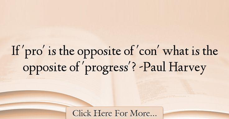 paul harvey essay