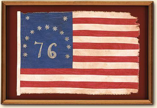 The Bennington Flag (1777)