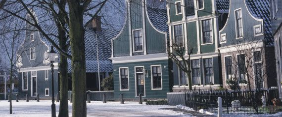 Zaandam, a small Dutch Town and part of Amsterdam.  Idyllic to say the least.  Spring travel could be best.