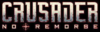 Crusader: No Remorse final logo.
