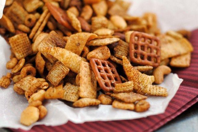 Trash Snack Mix | Recipe | Snack Mixes, Snacks and Texas Trash