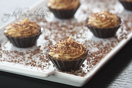 Creamy Peanut Butter Cups (Dove Chocolate Discoveries) | my kitchen addiction